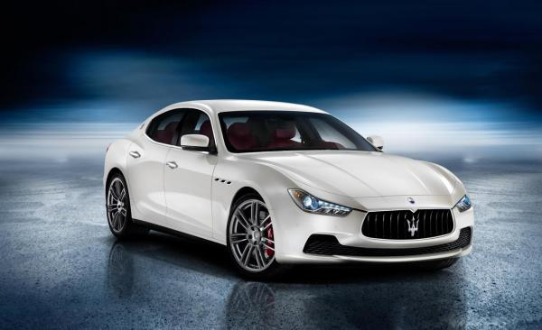 Upcoming Maserati Ghibli 2014