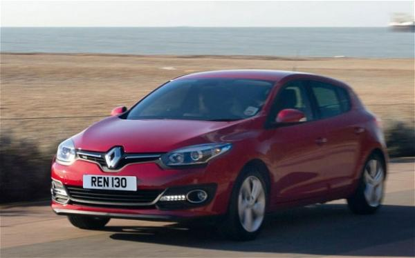 Watch out for 2014 Renault Megane!