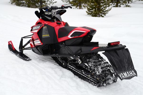 Yamaha makes 2015 snowmobiles public!