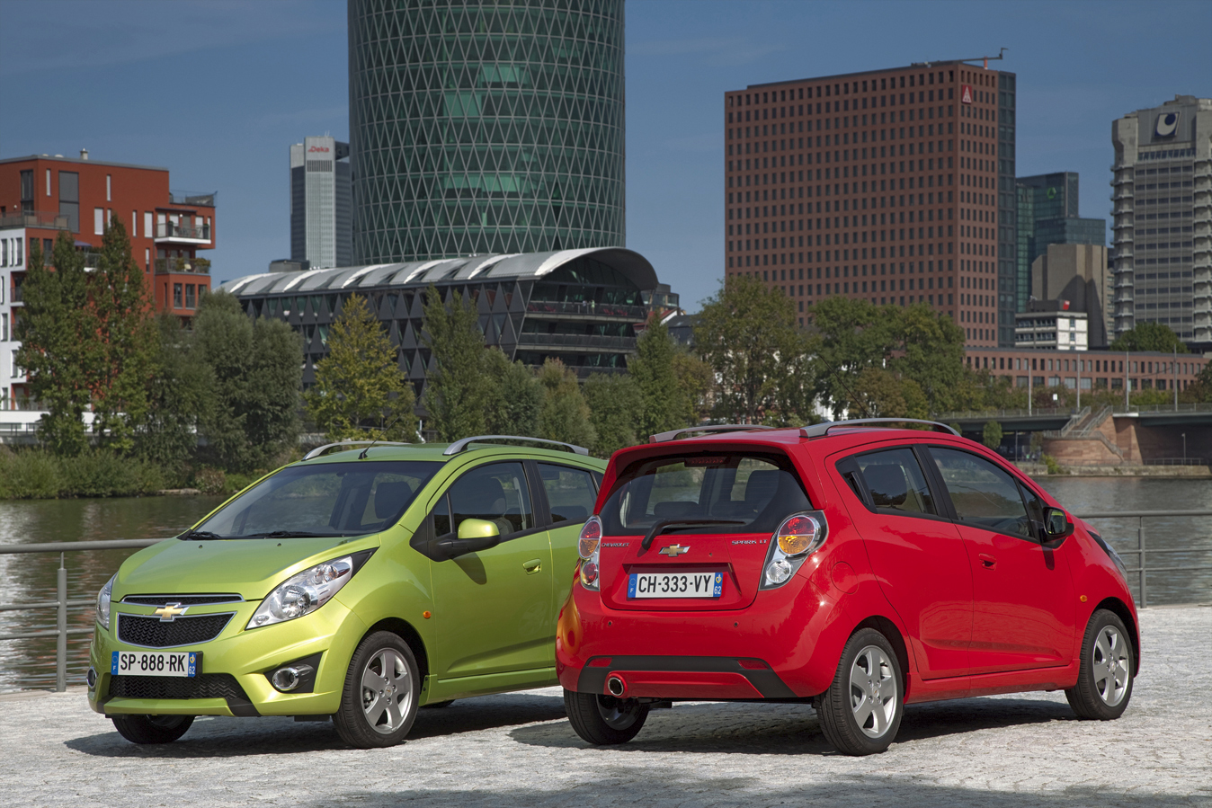 chevrolet wallpaper (Chevrolet Spark)
