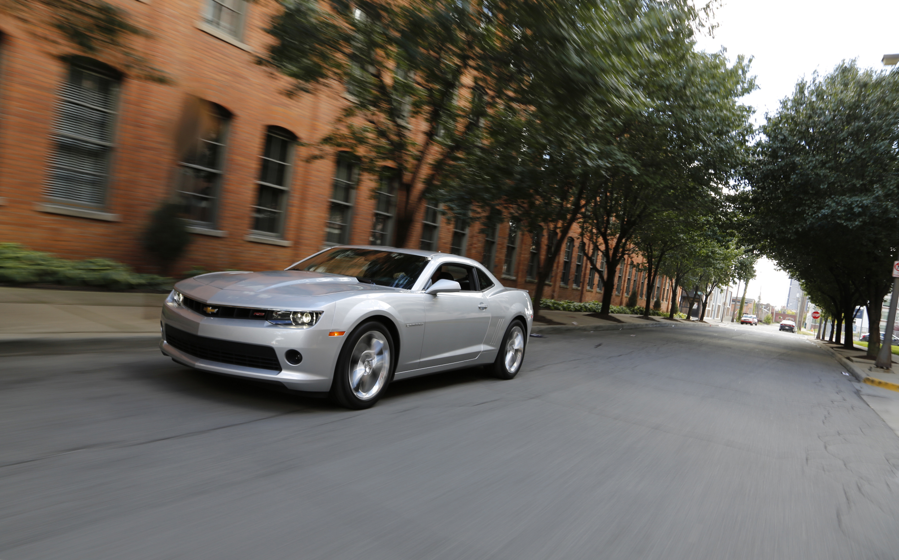 chevrolet wallpaper (Chevrolet Camaro)