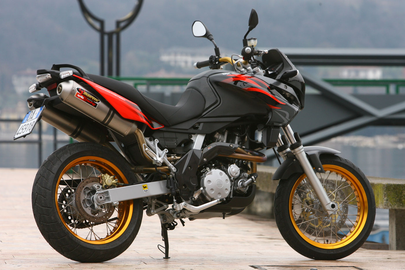 APRILIA PEGASO - Review and photos