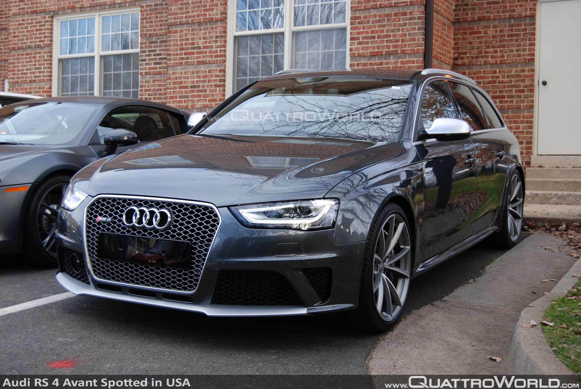 Audi RS 4