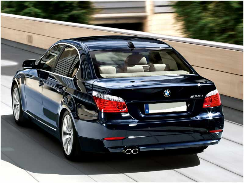 bmw 5 series review and photos. Black Bedroom Furniture Sets. Home Design Ideas