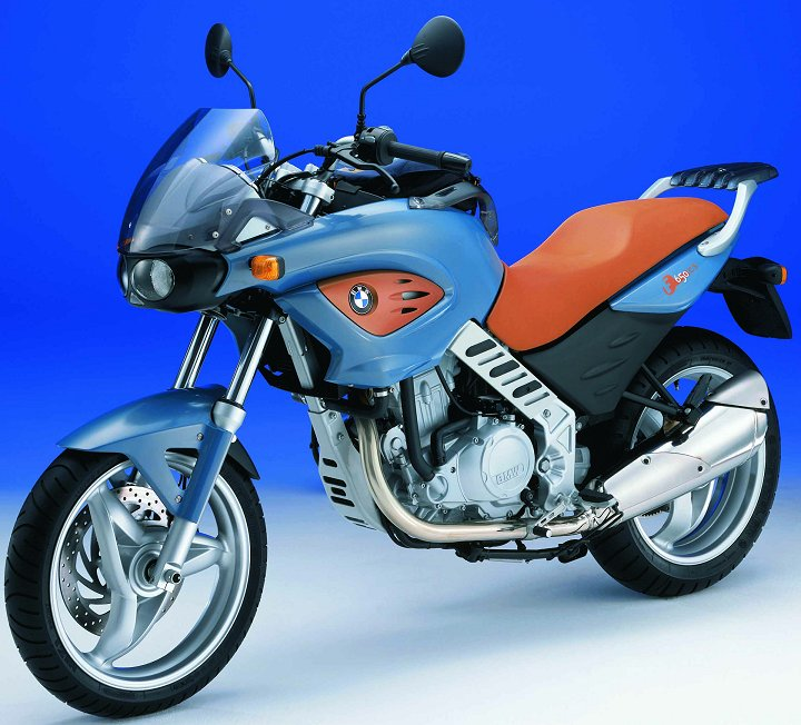 BMW 650 single