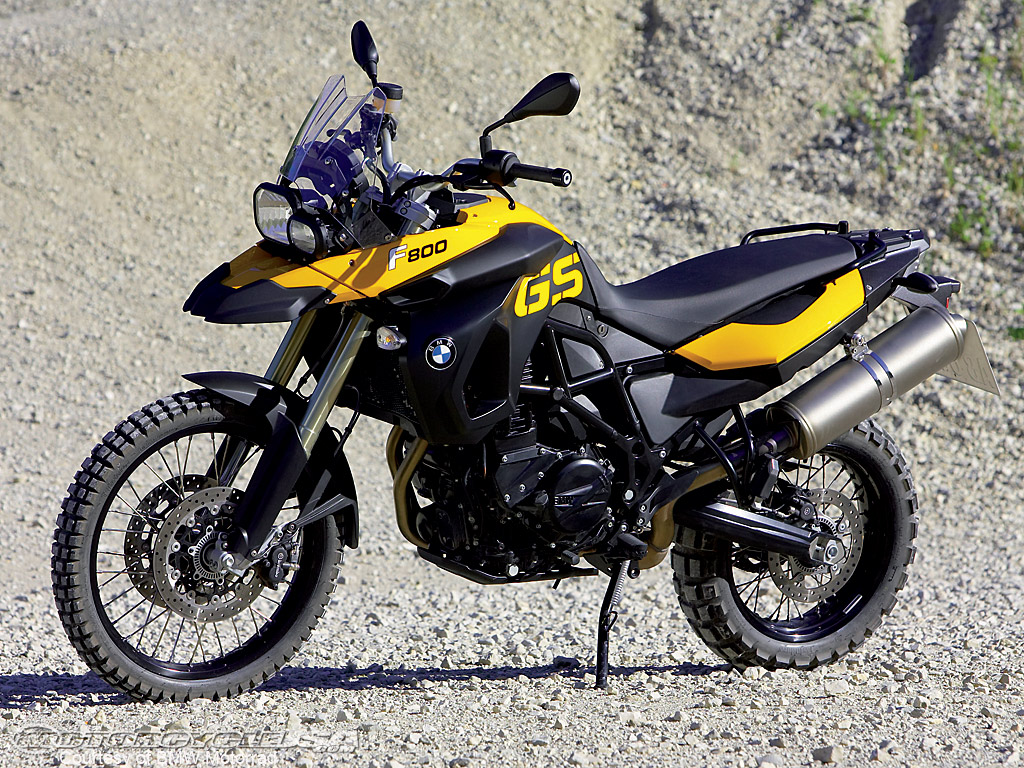 Bmw F800 Gs Review And Photos