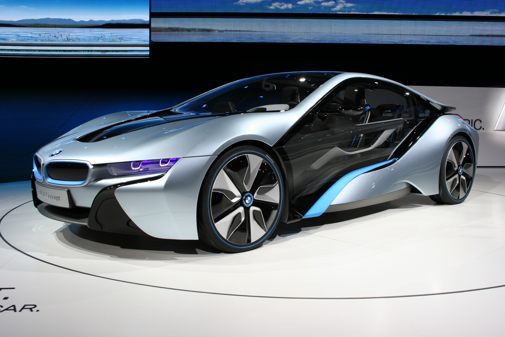 Bmw I8 Review And Photos