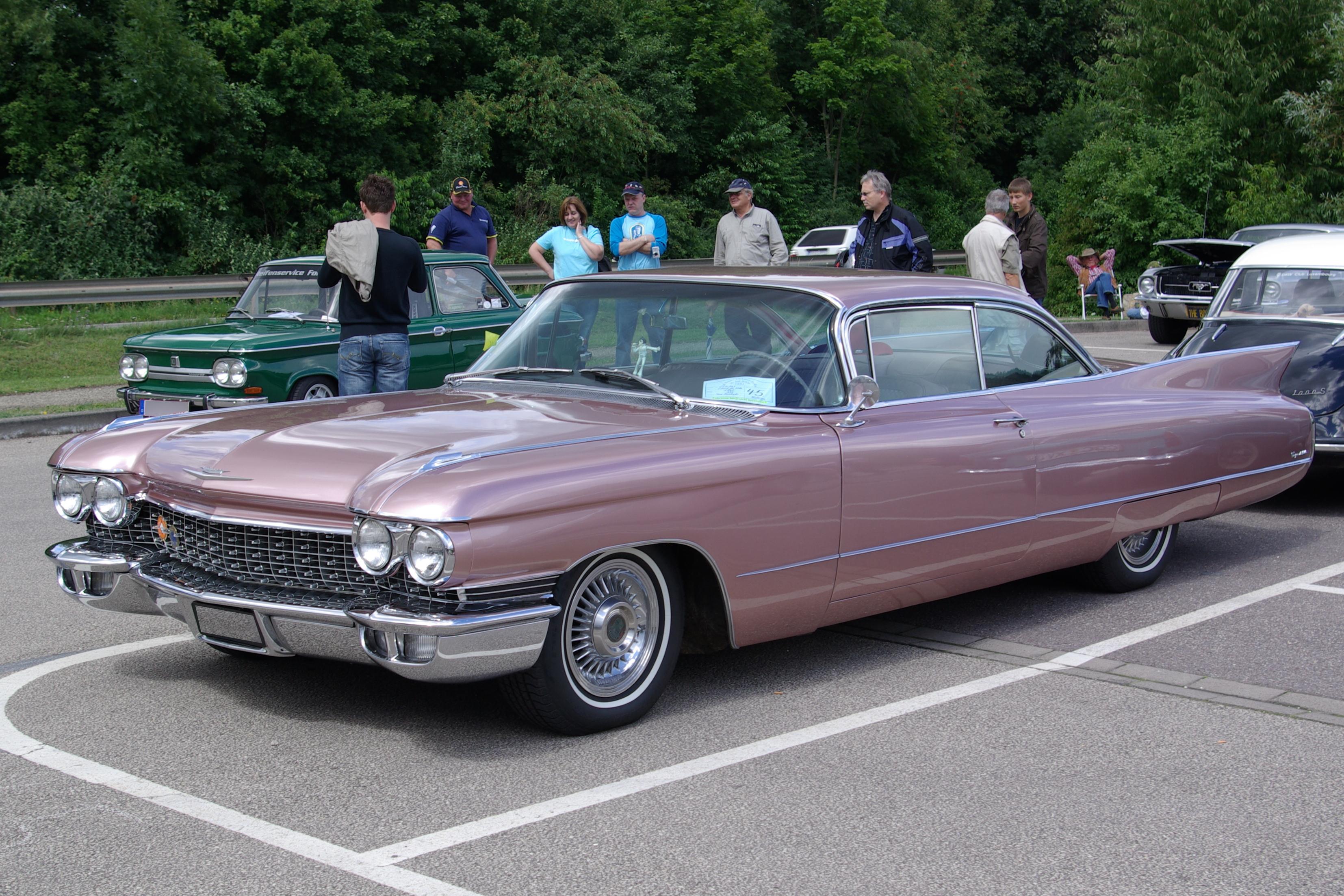 Cadillac de Ville series