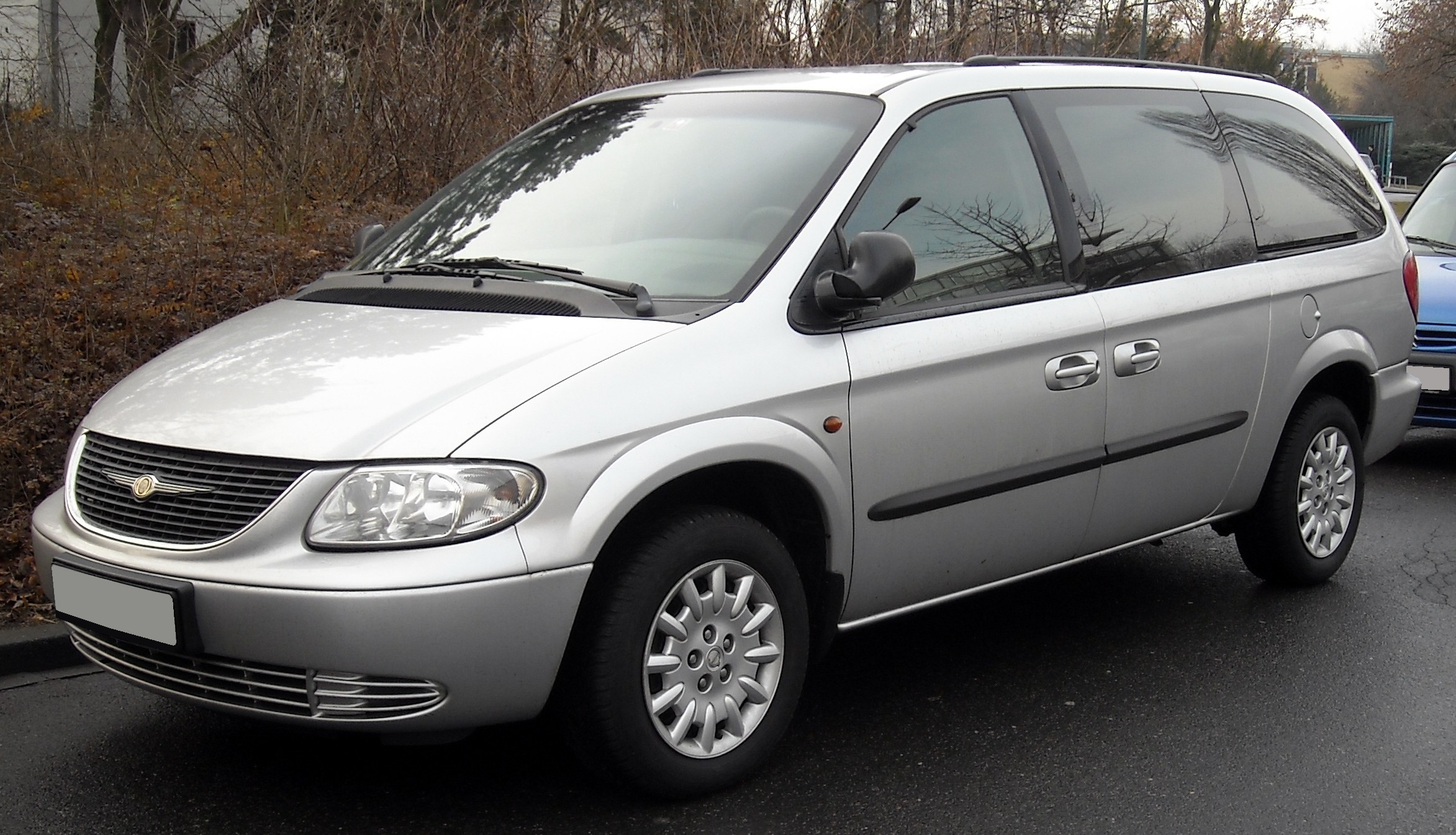 chrysler voyager review and photos. Black Bedroom Furniture Sets. Home Design Ideas