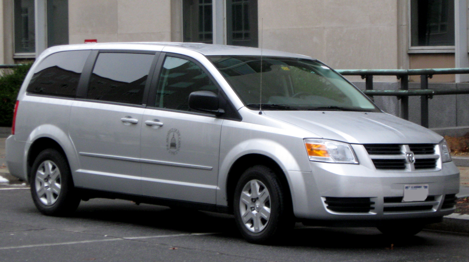 Car And Driver Grand Caravan Review