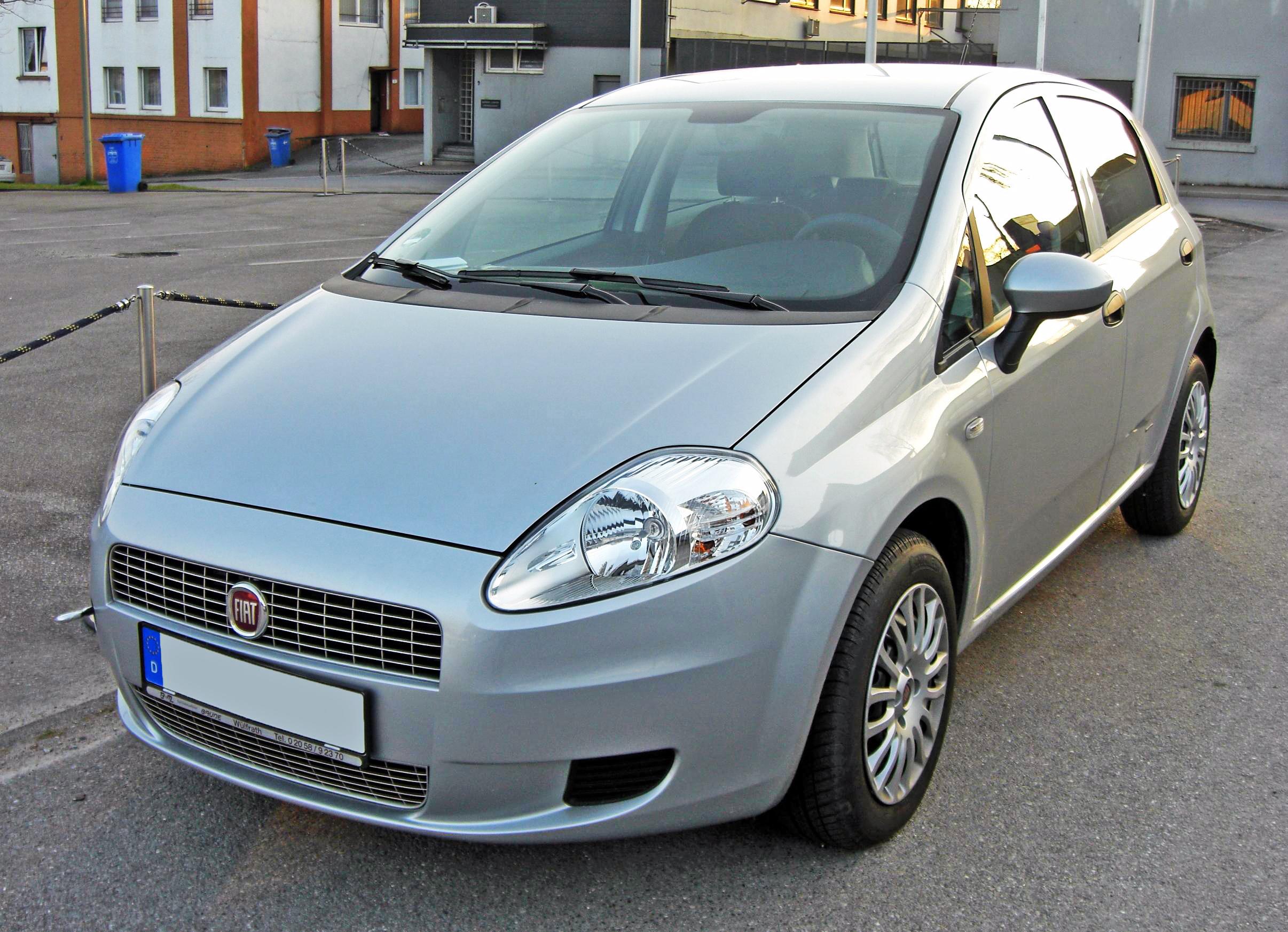 Fiat Grande Punto Review And Photos