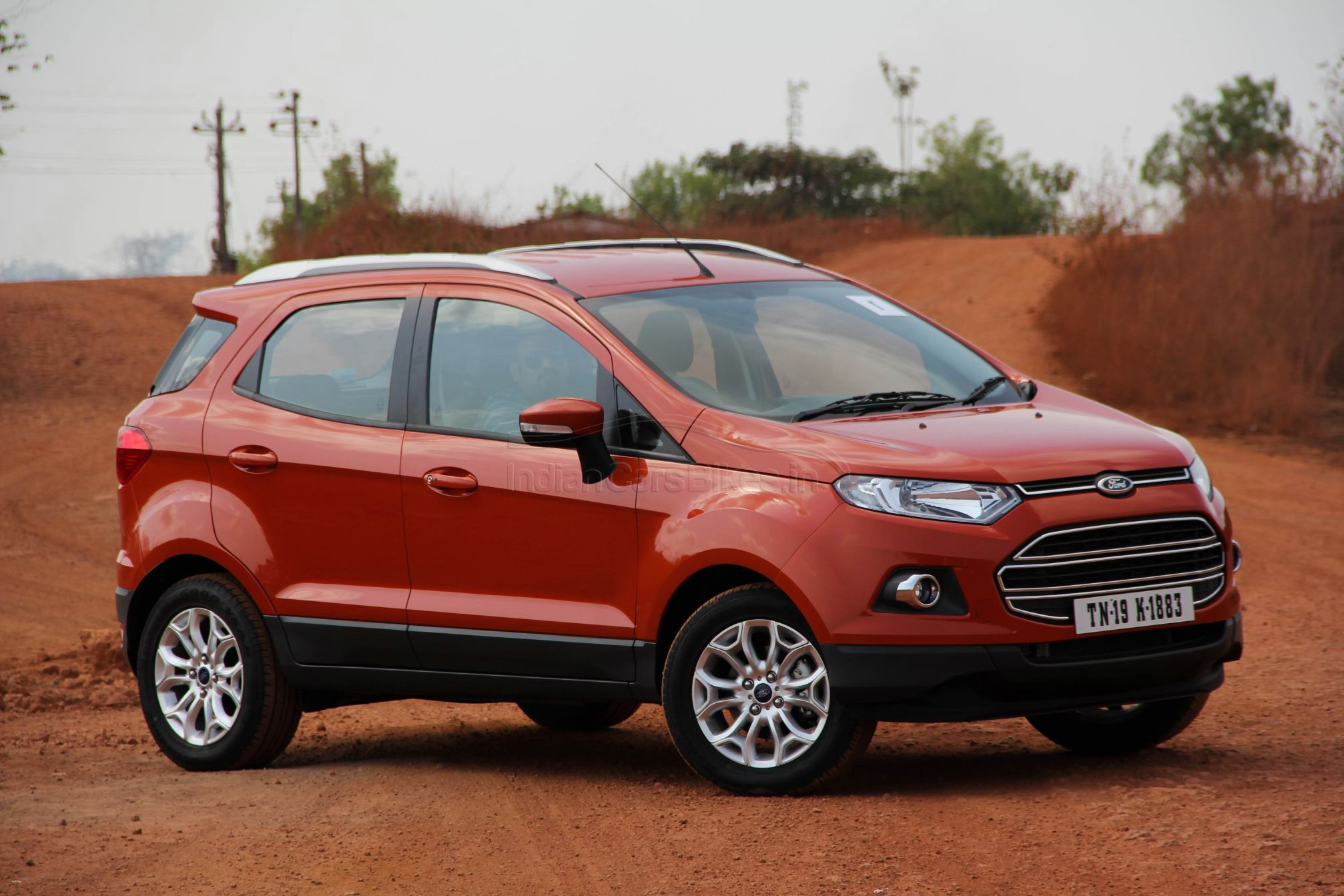 FORD ECOSPORT - Review and photos