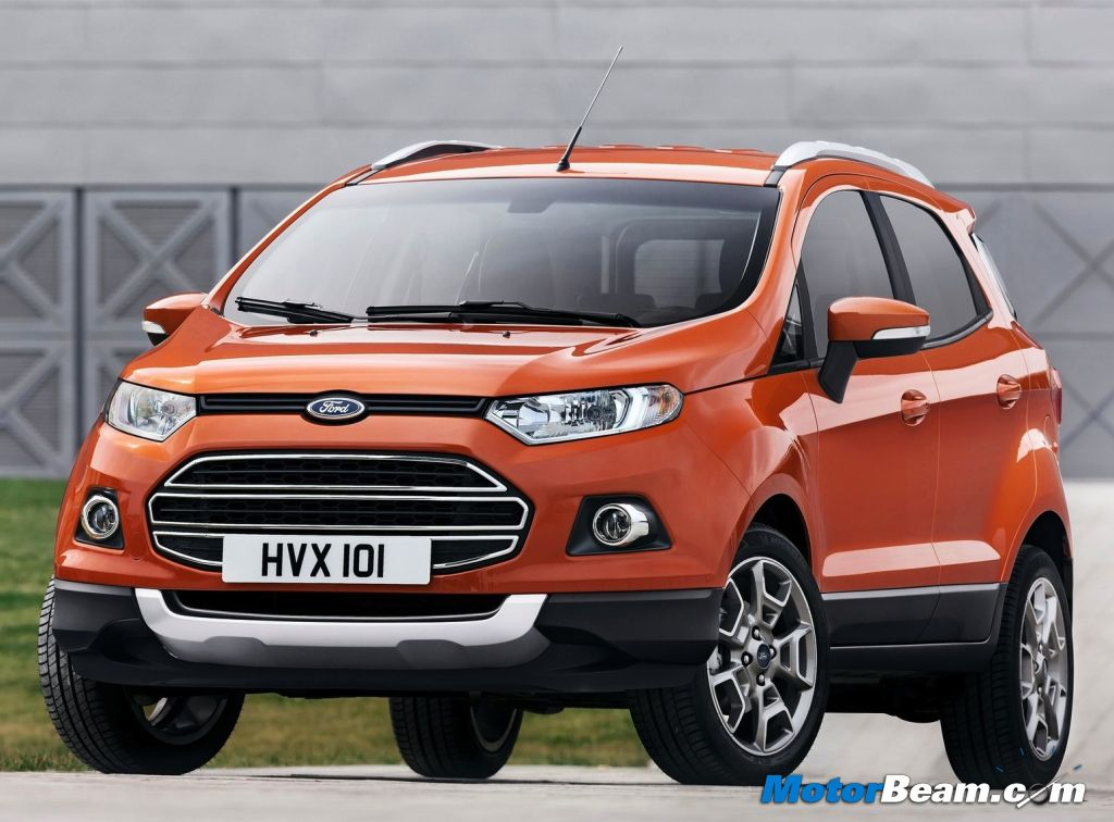 ford ecosport review and photos. Black Bedroom Furniture Sets. Home Design Ideas