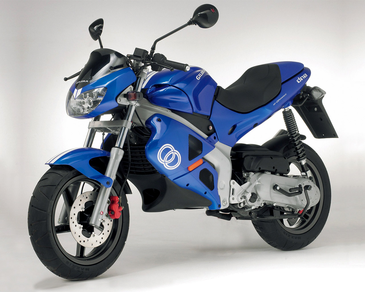 GILERA DNA - Review an...