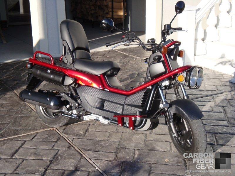 Honda Big Ruckus