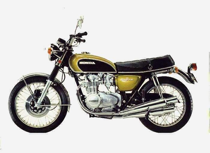 Honda CB series