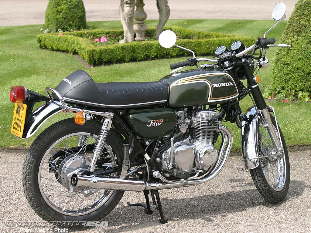 Honda Cb350 Review And Photos 1970 Cb 90 Motorcycle
