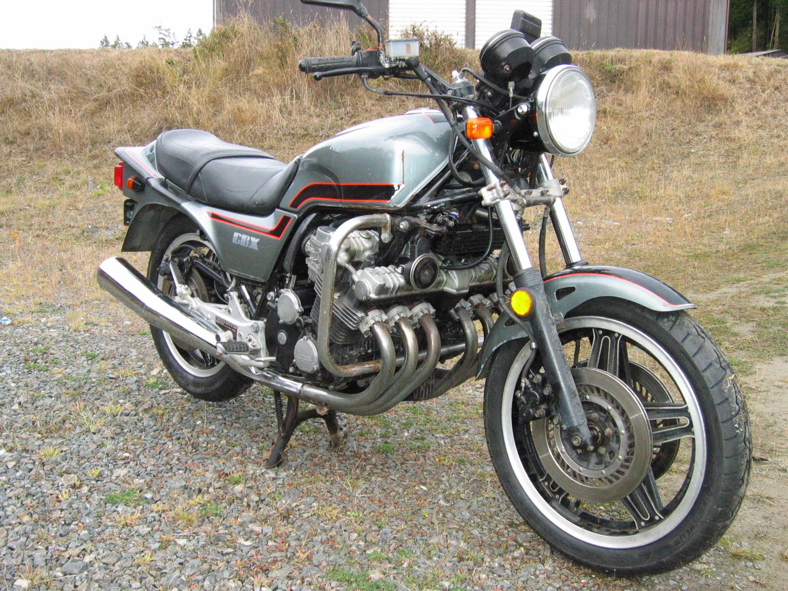Honda CBX series