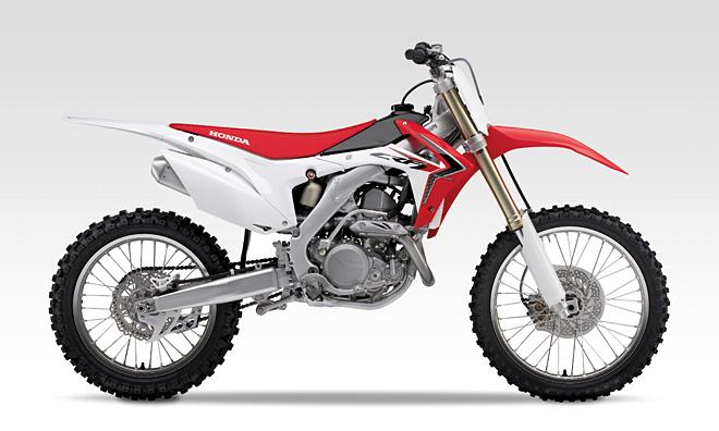 Honda CRF series