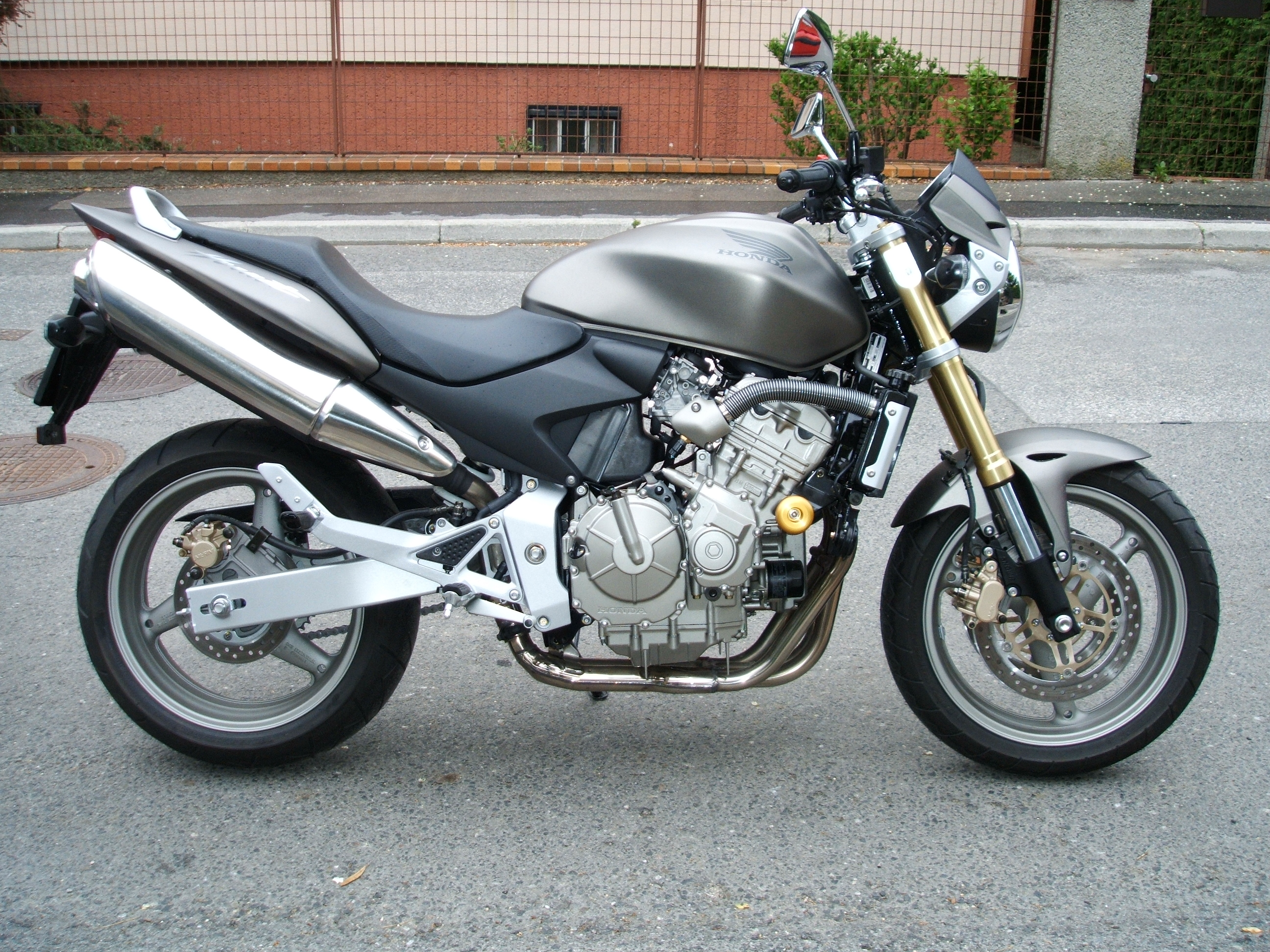 Honda Hornet Review And Photos