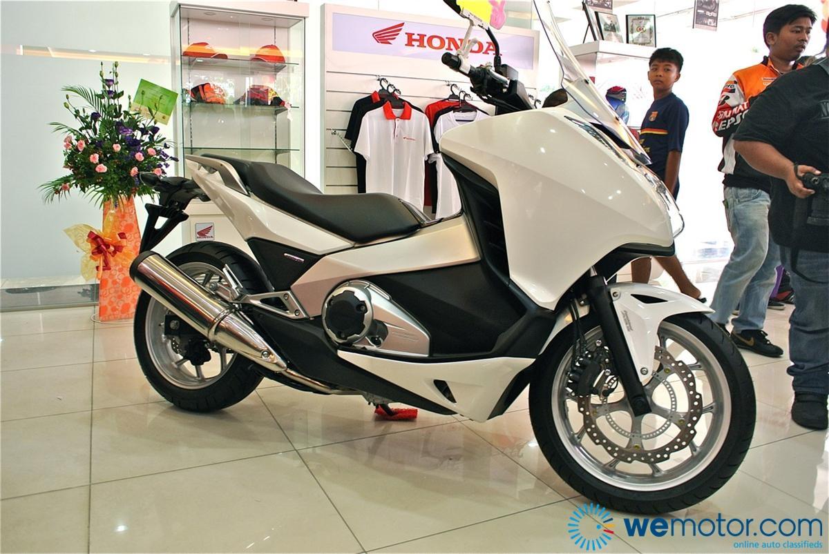 Honda NC700 series