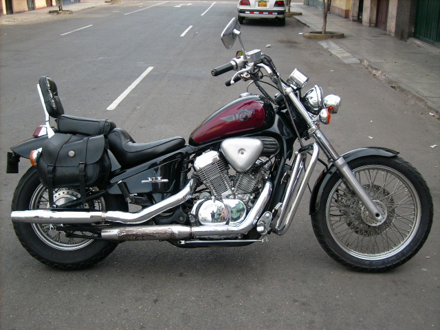 Honda Steed