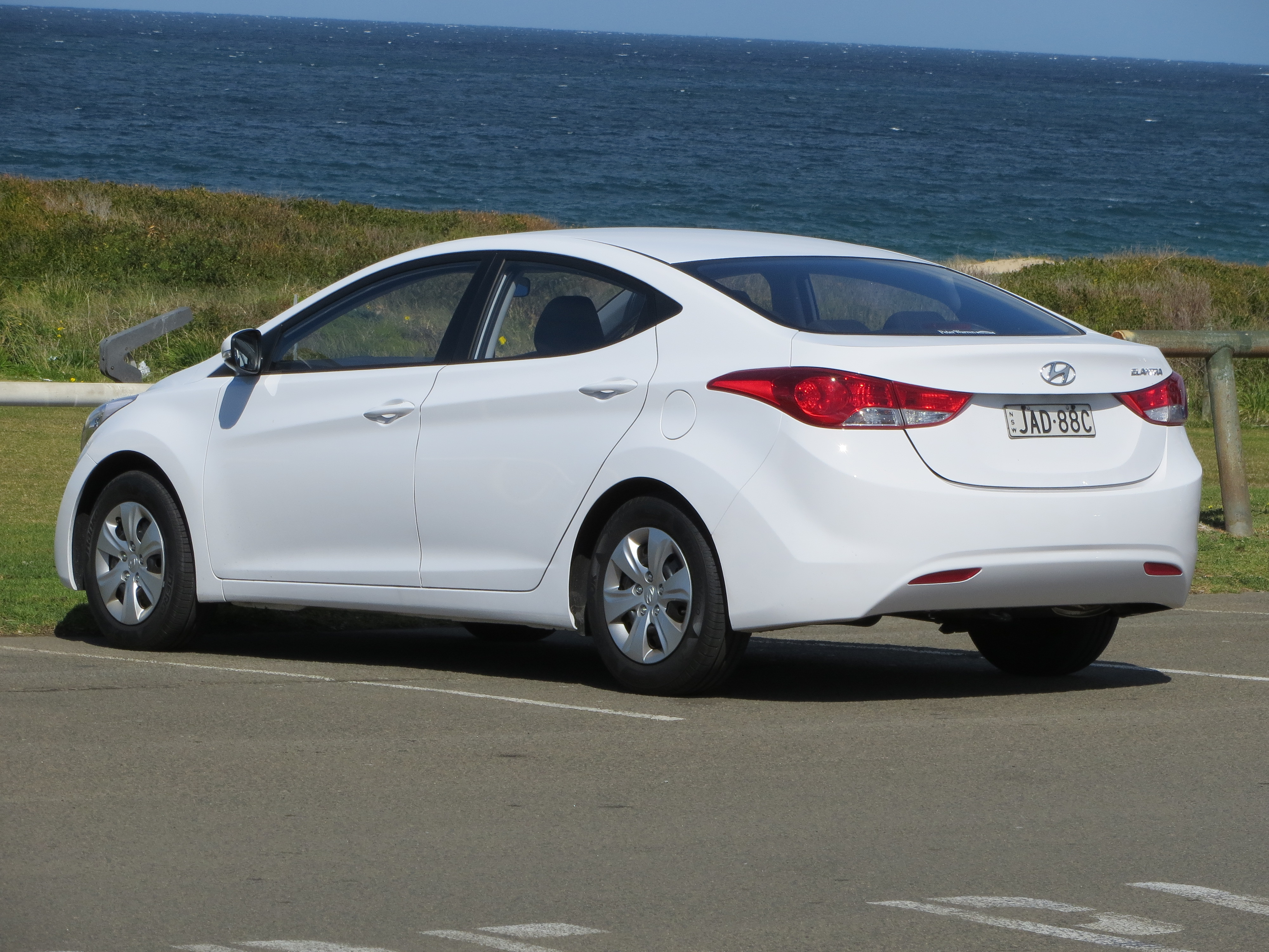 in elantra interior launched india hyundai