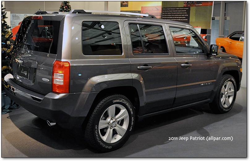 Exceptional Jeep Patriot