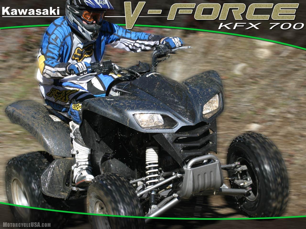 Kawasaki KFX700