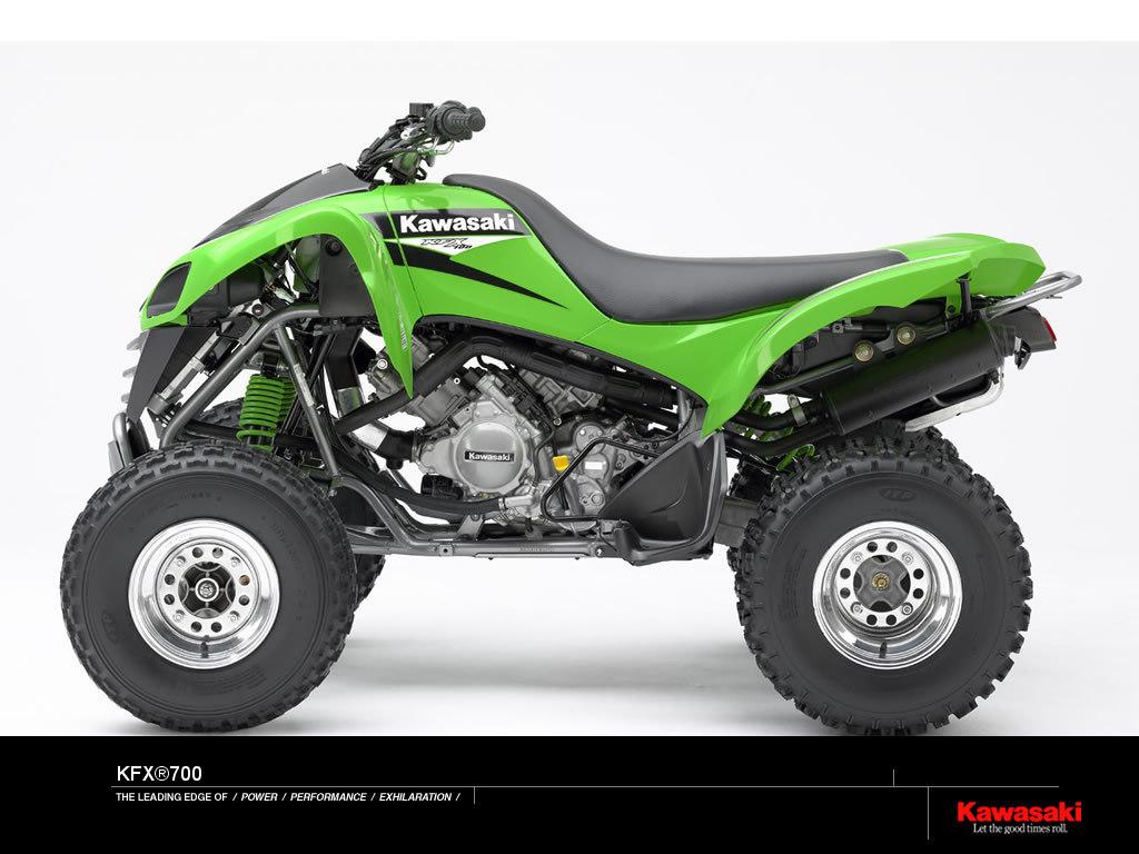 Kfx Kawasaki