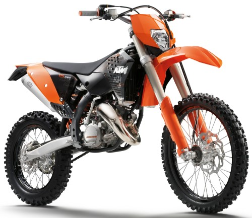 ktm exc125 review and photos. Black Bedroom Furniture Sets. Home Design Ideas