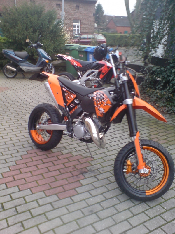 KTM EXC125