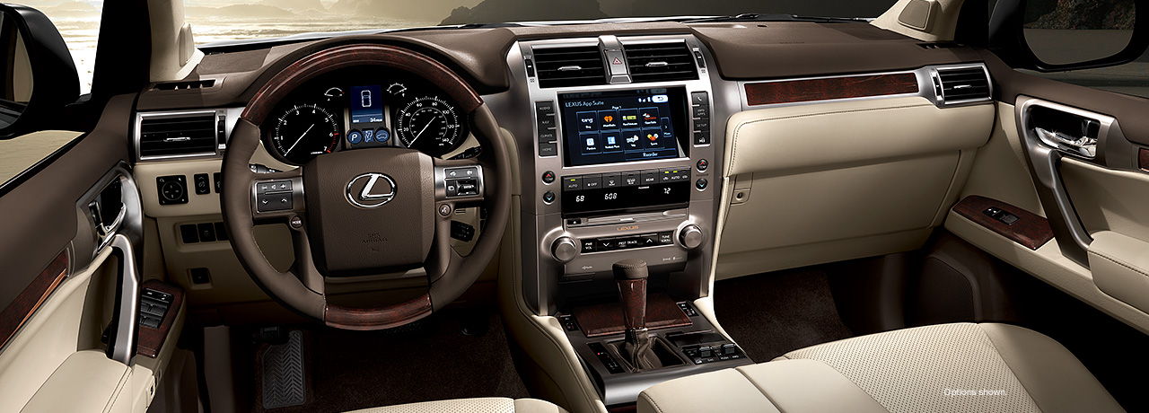LEXUS GX - Review and photos