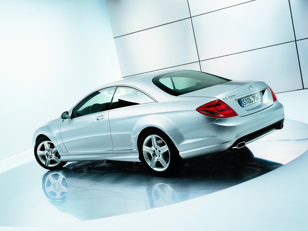 Mercedes benz cl class review and photos for Cl mercedes benz