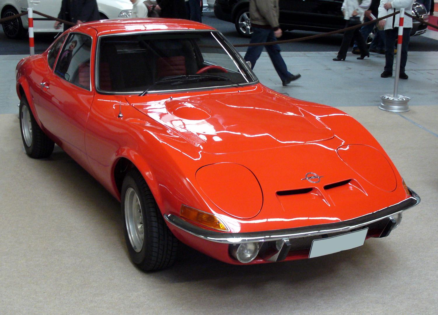 Opel Gt Review And Photos Tachometer Wiring Diagram