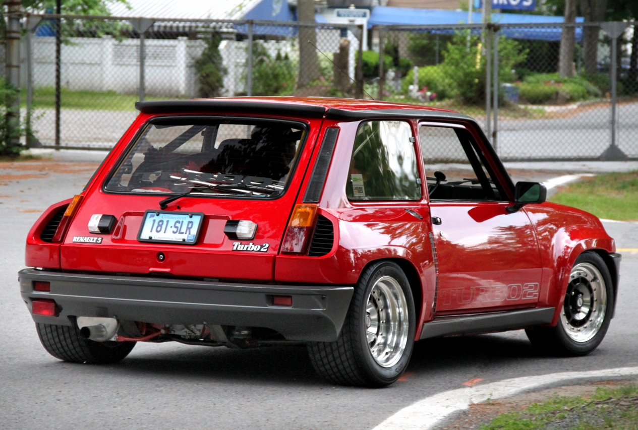 renault 5 turbo review and photos. Black Bedroom Furniture Sets. Home Design Ideas