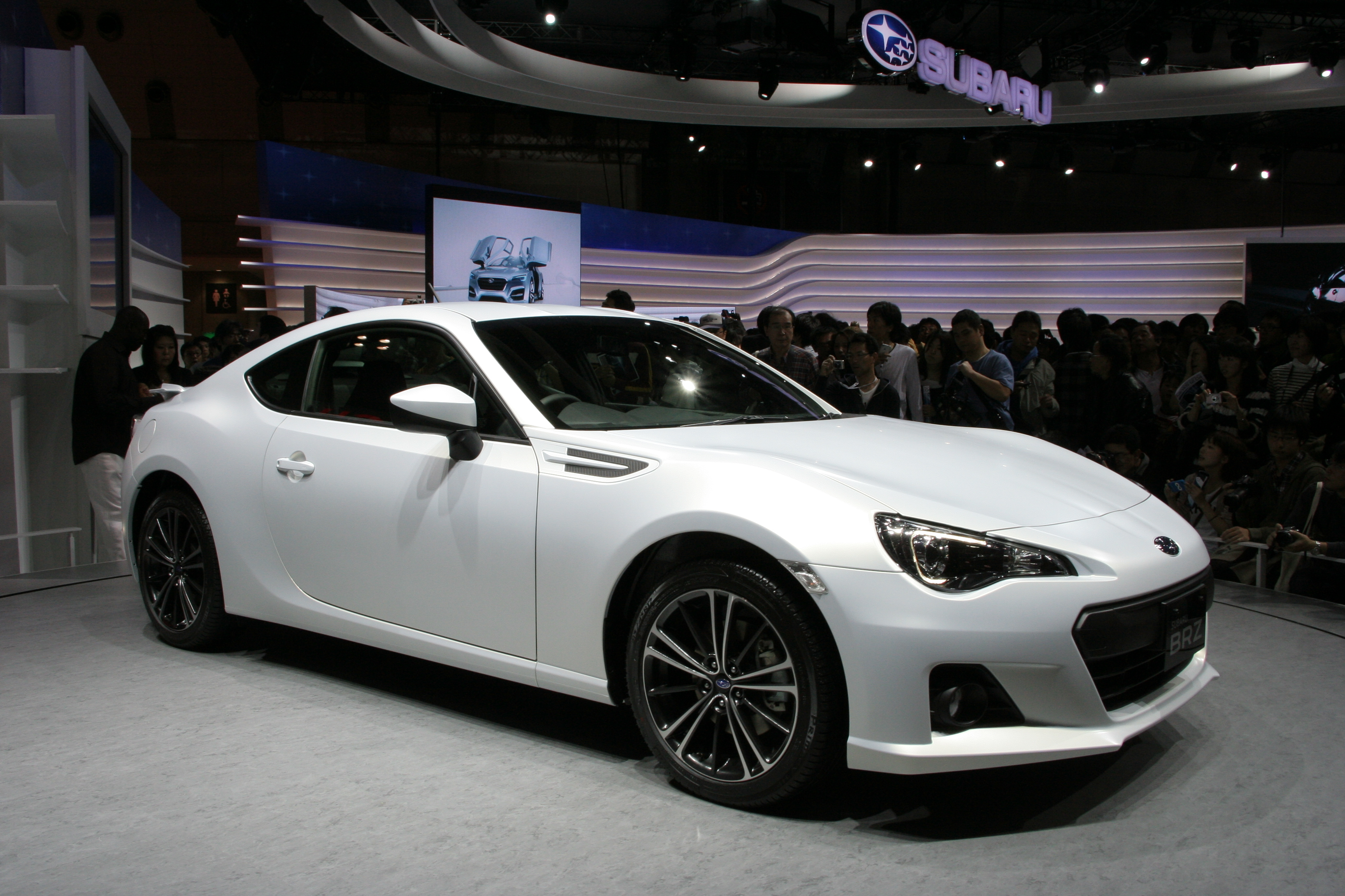subaru brz - review and photos