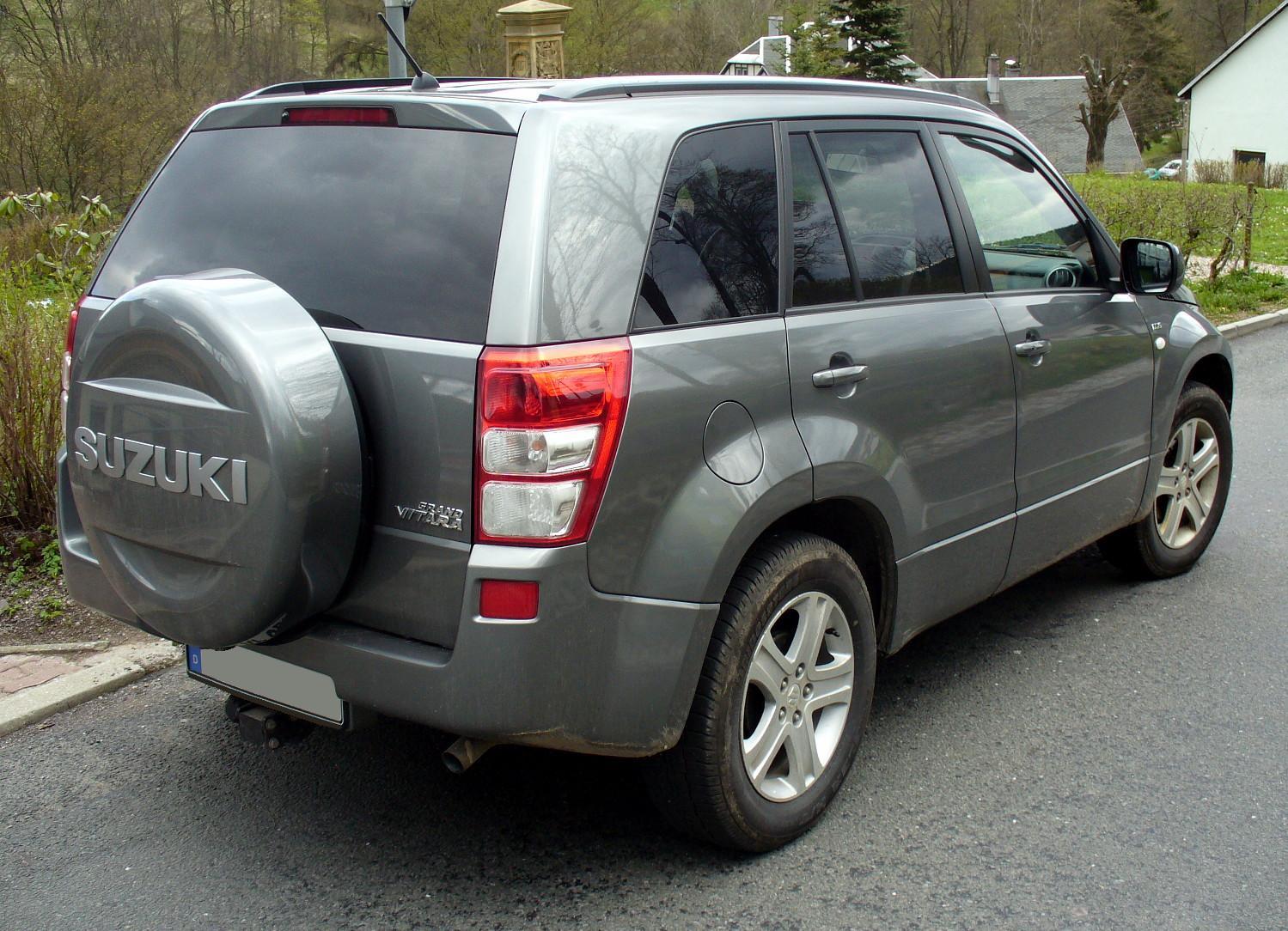 2008 suzuki grand vitara diesel problems