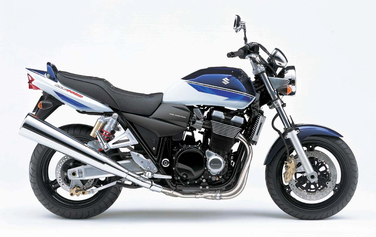 suzuki gsx1400 review and photos