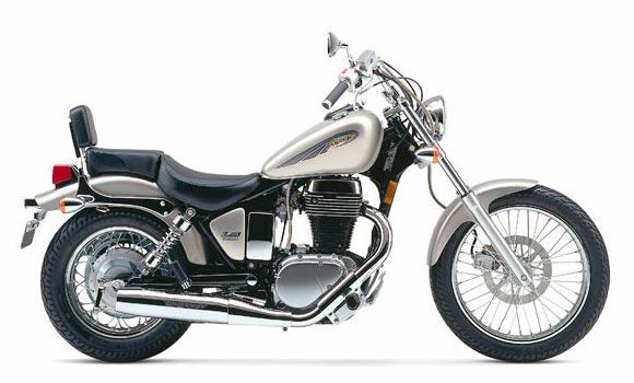 Suzuki LS650 Savage