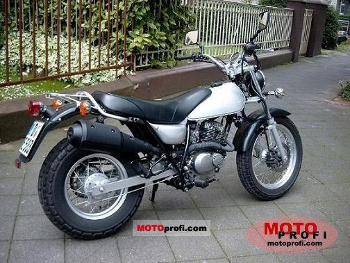 Suzuki RV 125 VanVan
