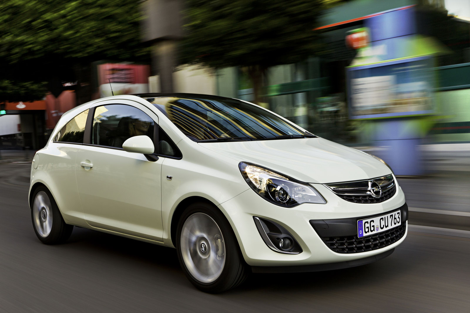 vauxhall corsa opel corsa review and photos. Black Bedroom Furniture Sets. Home Design Ideas
