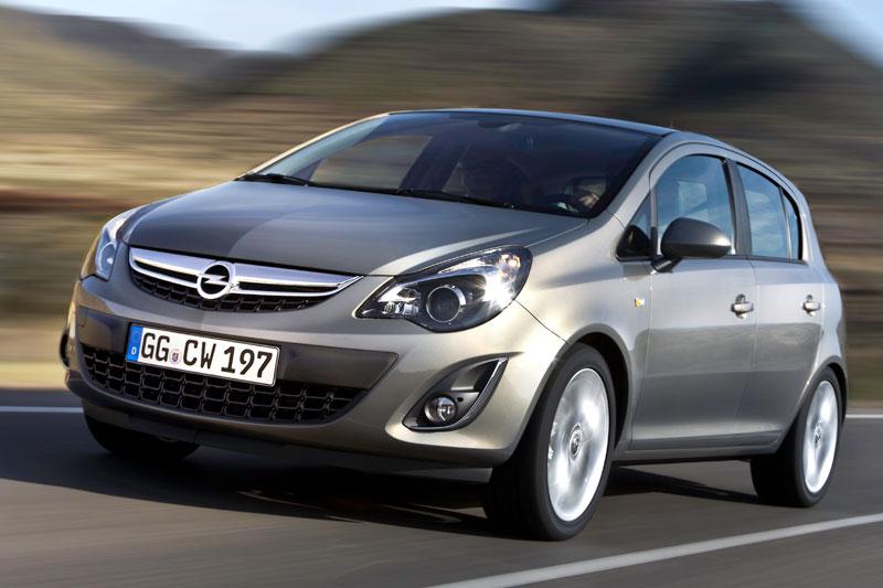 Vauxhall Corsa (Opel Corsa)