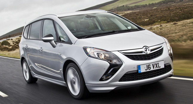 Vauxhall Zafira (Opel Zafira)
