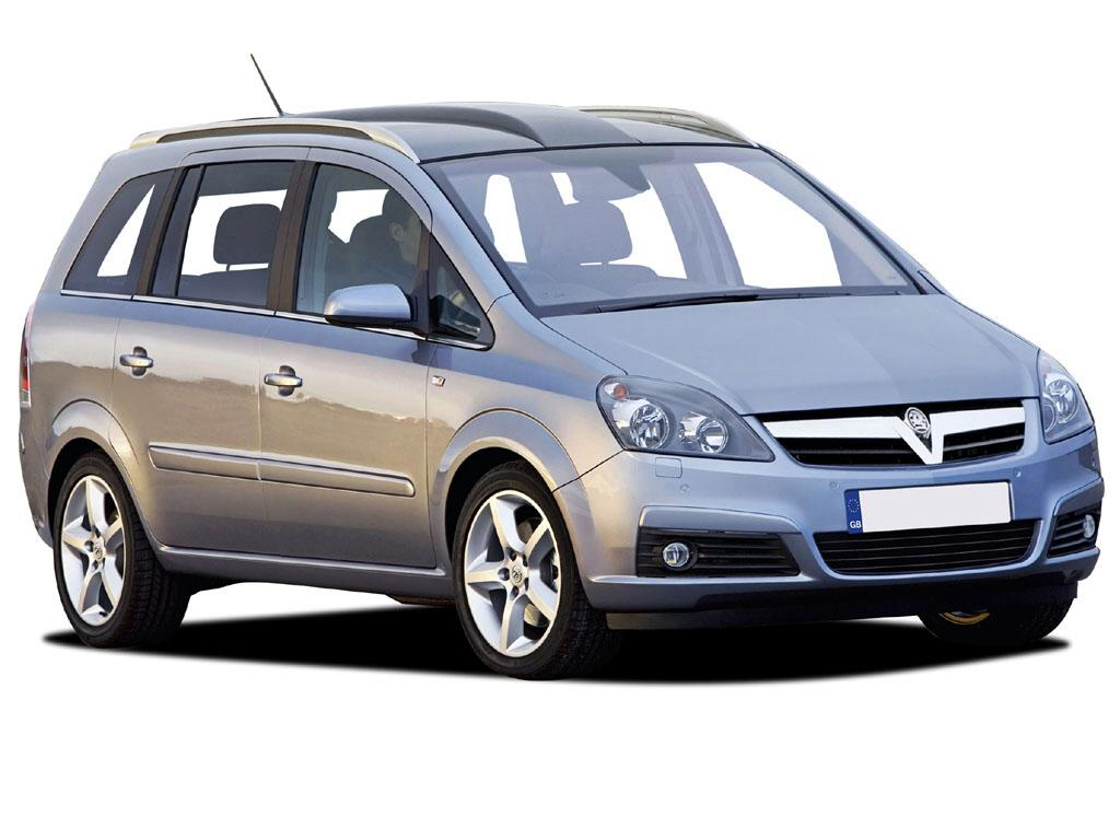 vauxhall zafira opel zafira review and photos. Black Bedroom Furniture Sets. Home Design Ideas