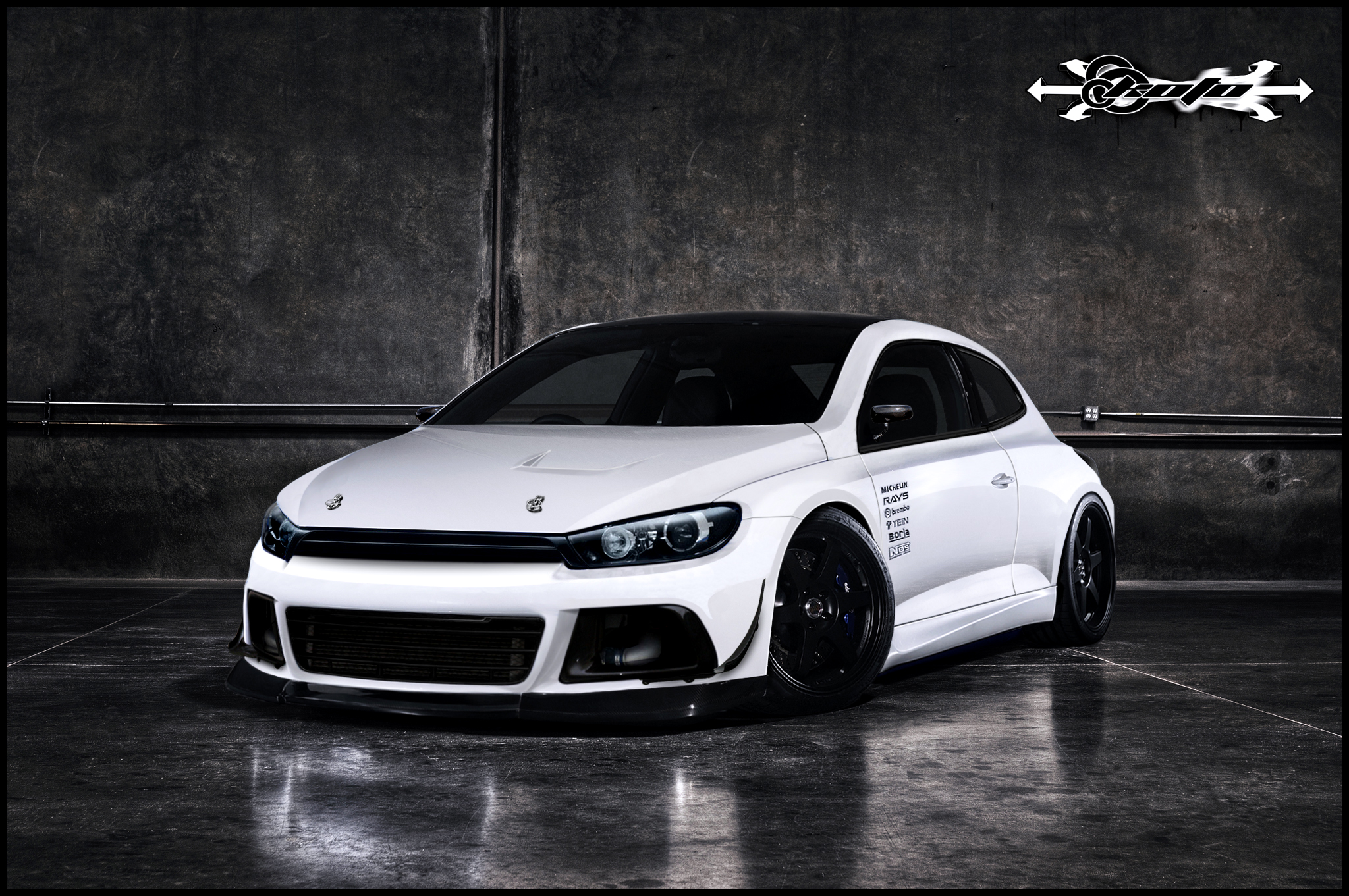 volkswagen scirocco review and photos. Black Bedroom Furniture Sets. Home Design Ideas