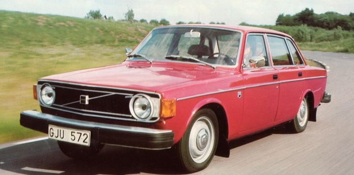 VOLVO 140 SERIES - Review and photos