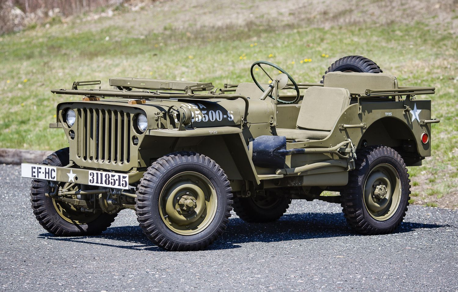 Jeep Willys For Sale >> WILLYS JEEP - Review and photos