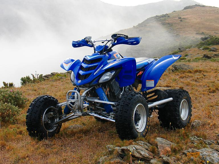Yamaha Raptor R  Wheeler