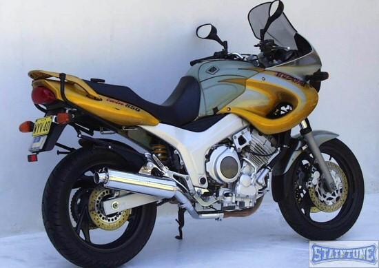 Yamaha TDM 85 - MOTOSVIT
